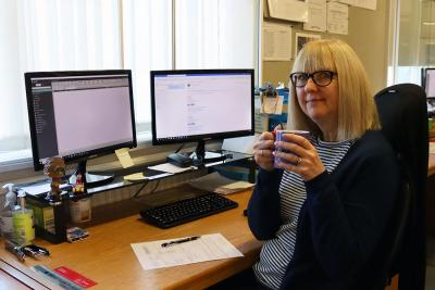 Meet the Team - Deborah Page