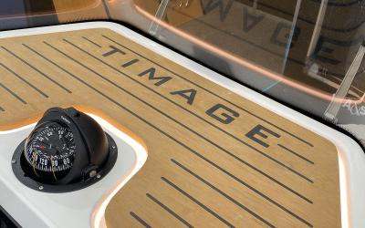 Timage at the Southampton International Boat Show 2021