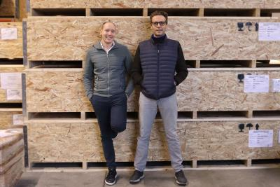 Meet the Team - Marcus and Oliver Lanza